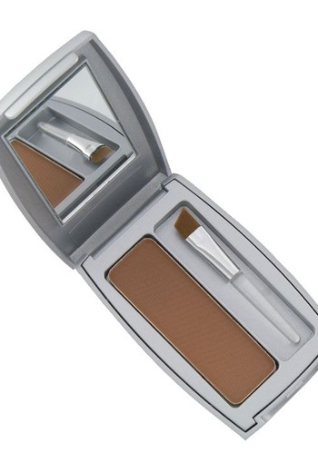 Herome Eye care compactpoeder medium brown (3 gram)