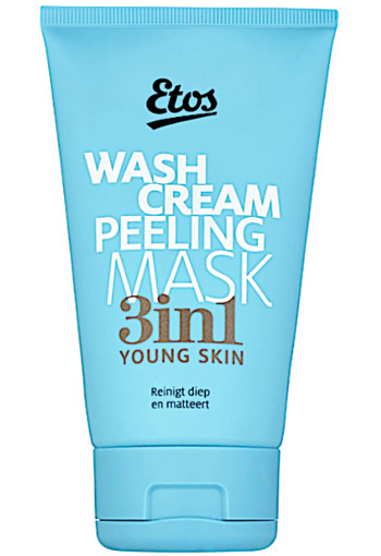 Etos 3in1 wash pee­ling mask young 150 ml