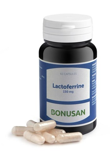 Bonusan Lactoferrine 150 mg (60 capsules)