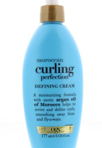 OGX Moroccan curl perfection defining cream (177 ml)