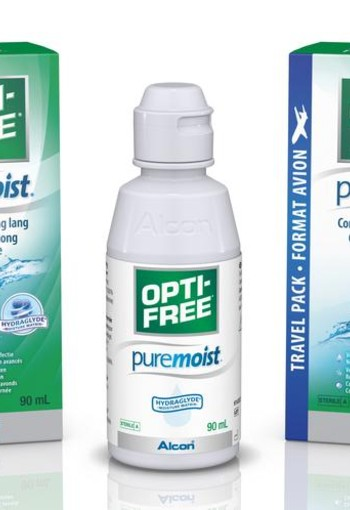 Optifree Puremoist MPDS (90 ml)