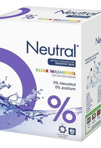 Neutral Waspoeder kleur (3 kilogram)
