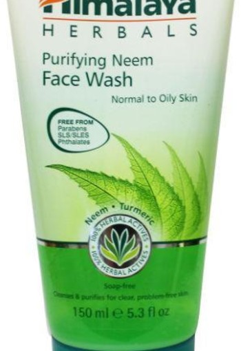 Himalaya Herbals purifying neem facewash (150 ml)