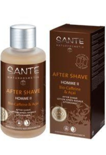 Sante Homme II coffeine acai aftershave BDIH (100 ml)