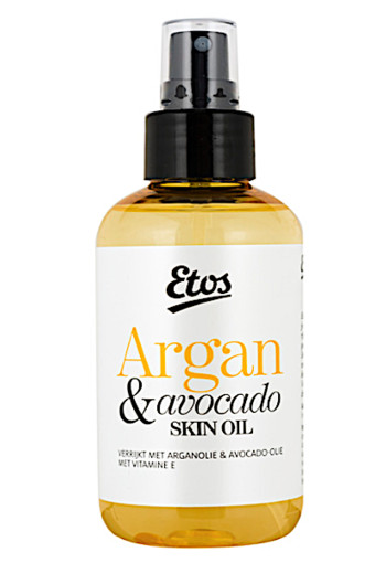 Etos Skin oil ar­gan & avo­ca­do  150 ml