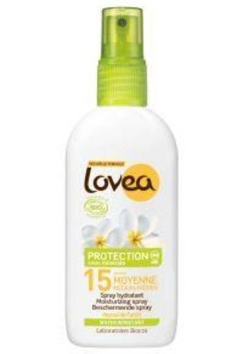 Lovea Sun spray SPF 15 bio (125 ml)