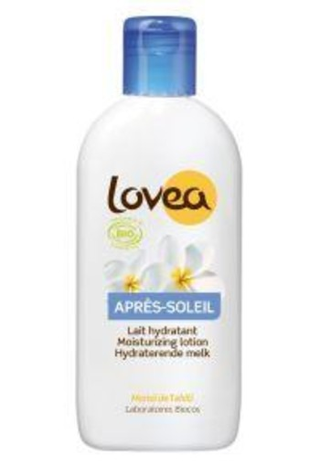 Lovea After sun lotion bio (125 ml)