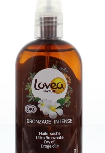 Lovea Dry oil spray (125 ml)