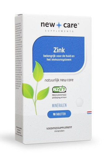 New Care Zink (90 tabletten)