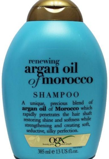 OGX Renewing argan olie of Morocco shampoo (385 ml)