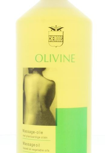 Chemodis Olivine massage olie (500 ml)
