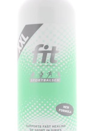 FIT Sportbalsem (500 ml)