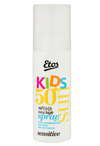 Etos Sun kids spray sen­si­ti­ve SPF 50+  75 ml
