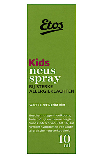 Etos An­ti-al­ler­gie neus­spray kids  10 ml