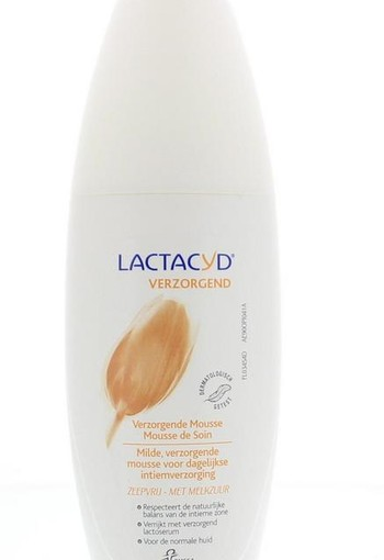 Lactacyd Mousse verzorgend (150 ml)