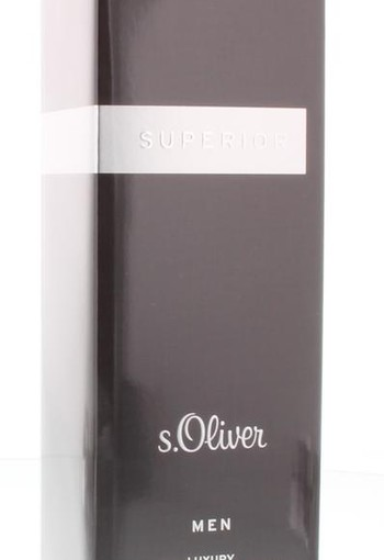 S Oliver Man superior shower & shampoo (200 ml)