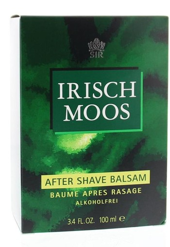 Sir Irisch Moos After shave balm (100 ml)