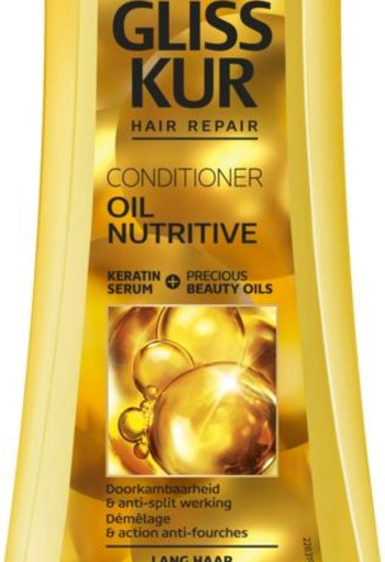 Schwarzkopf Gliss Kur Conditioner oil nutritive (200 ml)