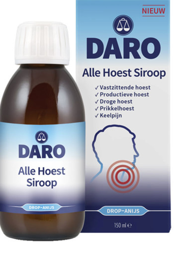 Da­ro Hoest si­roop  150 ml