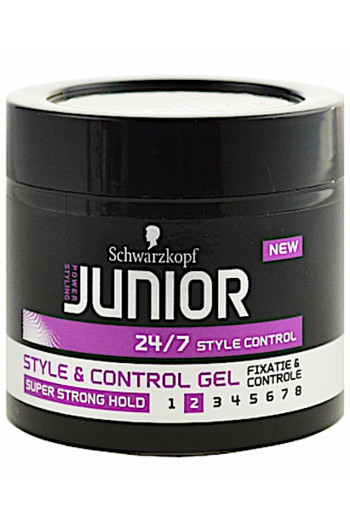 Junior Power Styling Style and Control 150 ml