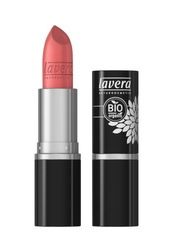 Lavera Lipstick colour intense coral flash 22 (1 stuks)