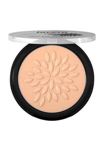 Lavera Compact poeder/compact powder honey 03 (1 stuks)