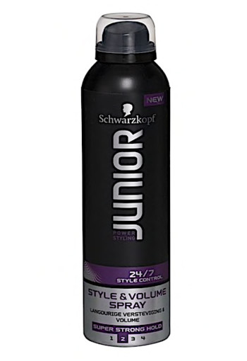 Schwarzkopf Junior Power Styling Hairspray 250ml
