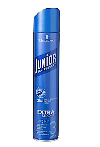 Schwarzkopf Junior Extra Sterk Hairspray 300ml