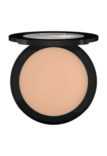 Lavera Compact foundation 2 in 1 ivory 01 (10 gram)