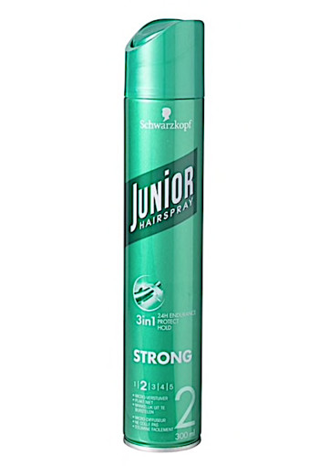 Schwarzkopf Junior Sterk Hairspray 300ml
