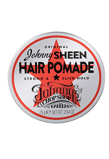 Jo­h­n­n­ny's Chop Shop sheen hair po­ma­de  75 ml