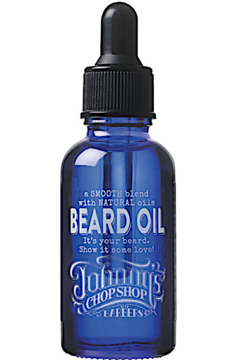 Jo­h­n­n­ny's Chop Shop be­ard oil  30 ml