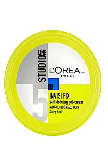 L'Oréal Stu­dio Li­ne In­vi­si Fix mo­de­ling gel-cream strong  150 ml