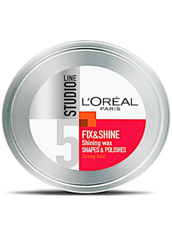 L'Oréal Paris Studio Line Essentials Fix & Shine Shining Wax - 75 ml