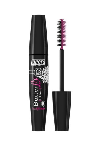Lavera Mascara butterfly effect beautiful black (11 ml)