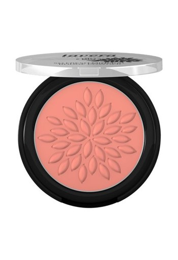 Lavera Rouge poeder/powder charming rose 01 (1 stuks)