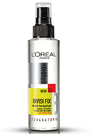 L'Oréal Paris Studio Line Invisi Fix Precise Gel Spray Super Strong - 150 ml