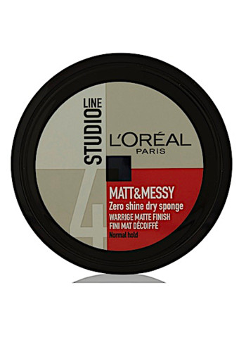 L'Oréal Paris Studio Line Matt & Messy Zero Shine Dry Sponge - 150 ml