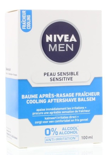 Nivea Men aftershave cooling (100 ml)