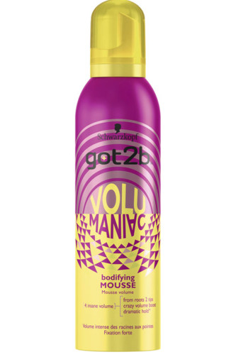 Got2b Mous­se vo­lu­ma­niac  250 ml