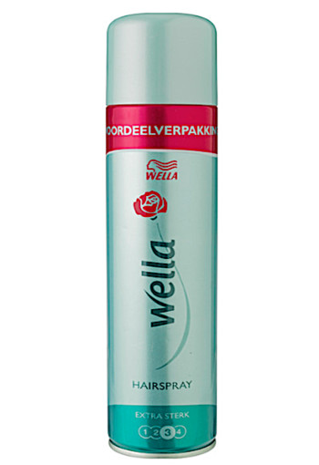 Wel­la For­te hair­spray ex­tra sterk 400 ml