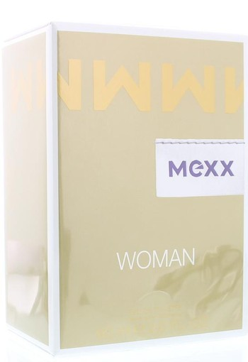 Mexx Woman eau de toilette spray (60 ml)