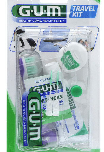 GUM Reis kit original white (1 set)
