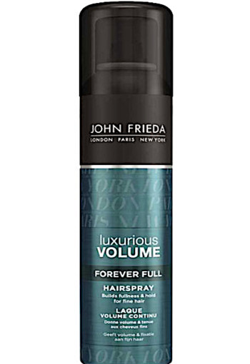Jo­hn Frie­da Vo­lu­me all-day hold hair­spray  250 ml