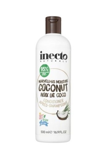 Inecto Naturals Coconut conditioner (500 ml)