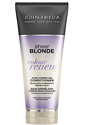 Jo­hn Frie­da Sheer blon­de co­lour re­new con­di­ti­o­ner 250 ml