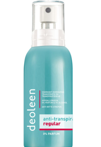 Deoleen Regular Anti-Transpirant Spray 75 ml