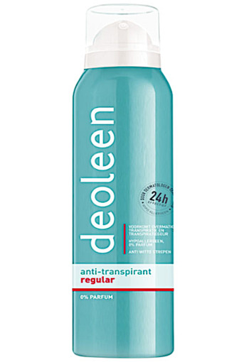 Deoleen Regular Anti-Transpirant Spray 150 ml