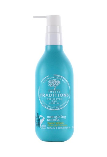 Treets Energising Secrets hand lotion (300 ml)