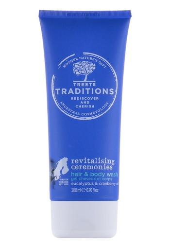 Treets Revitalising Ceremonies hair & body (200 ml)